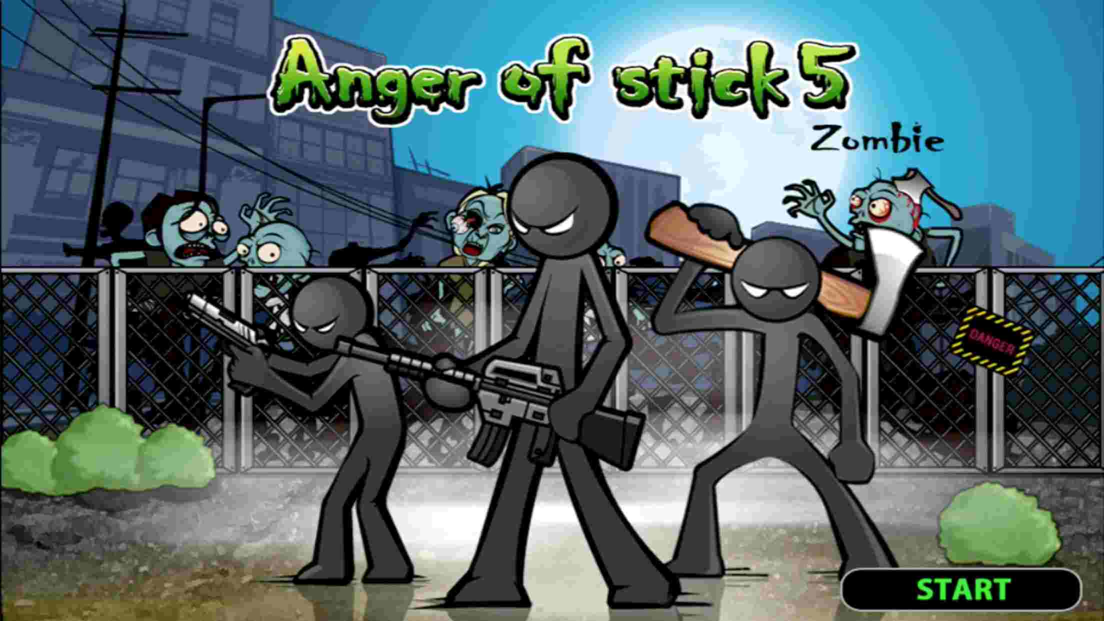Anger of Stick 5 mod icon