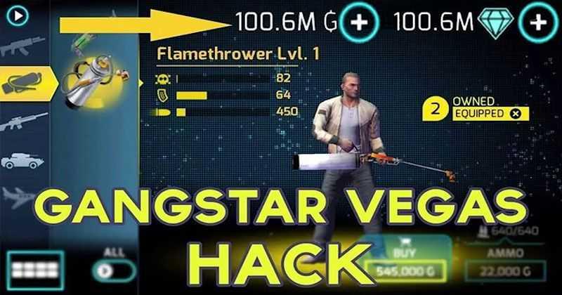 Gangstar Vegas MOD icon