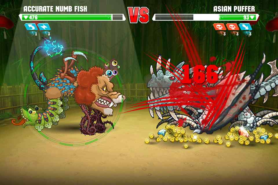 Mutant Fighting Cup 2 MOD