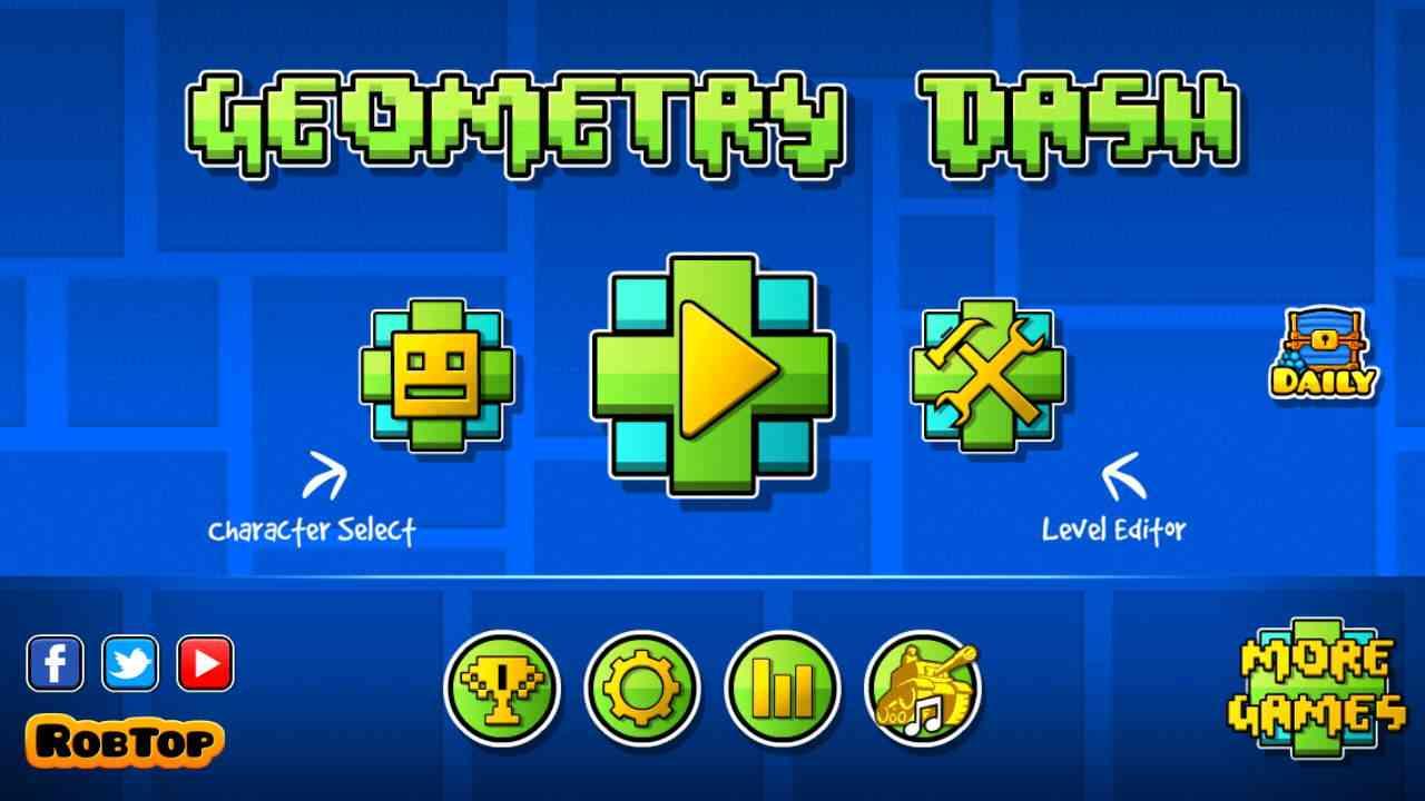 geometry dash mod icon