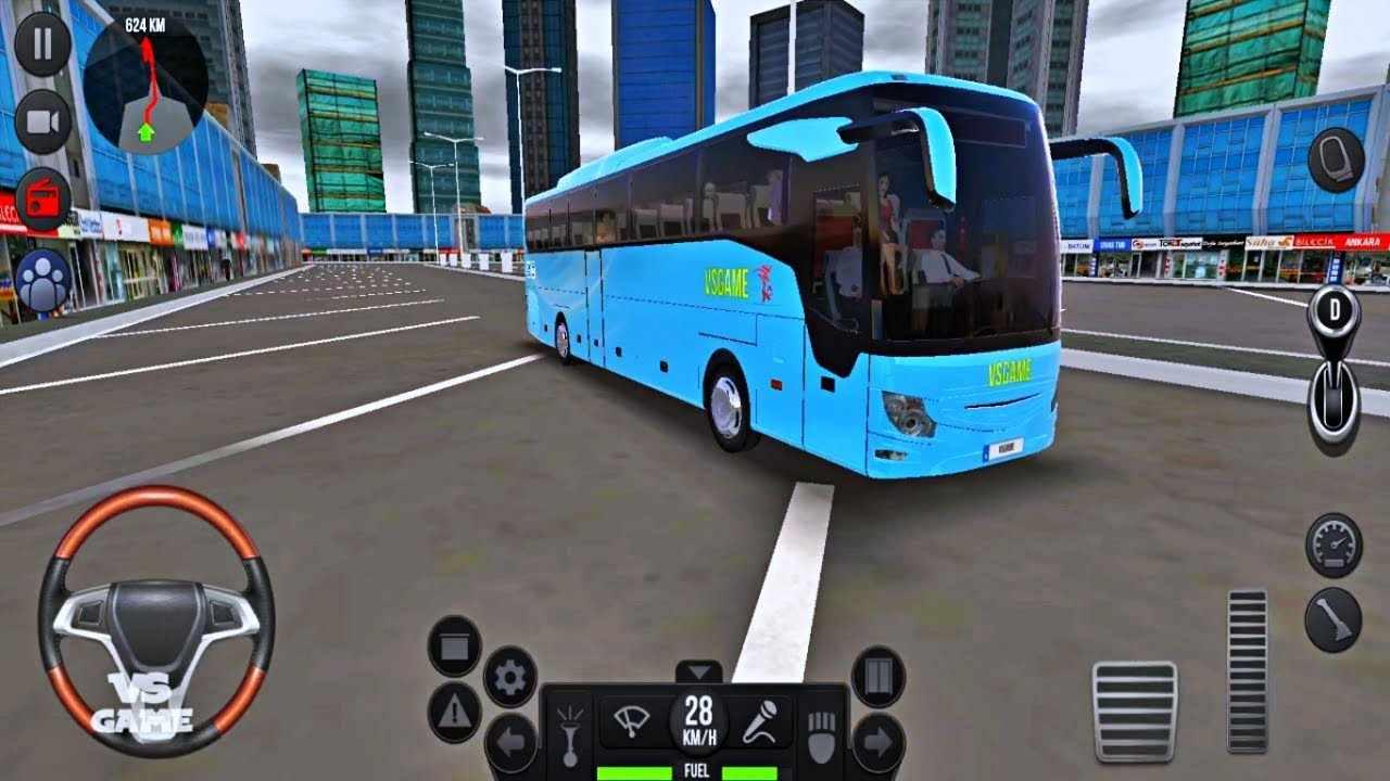 Bus Simulator Ultimate mod hack