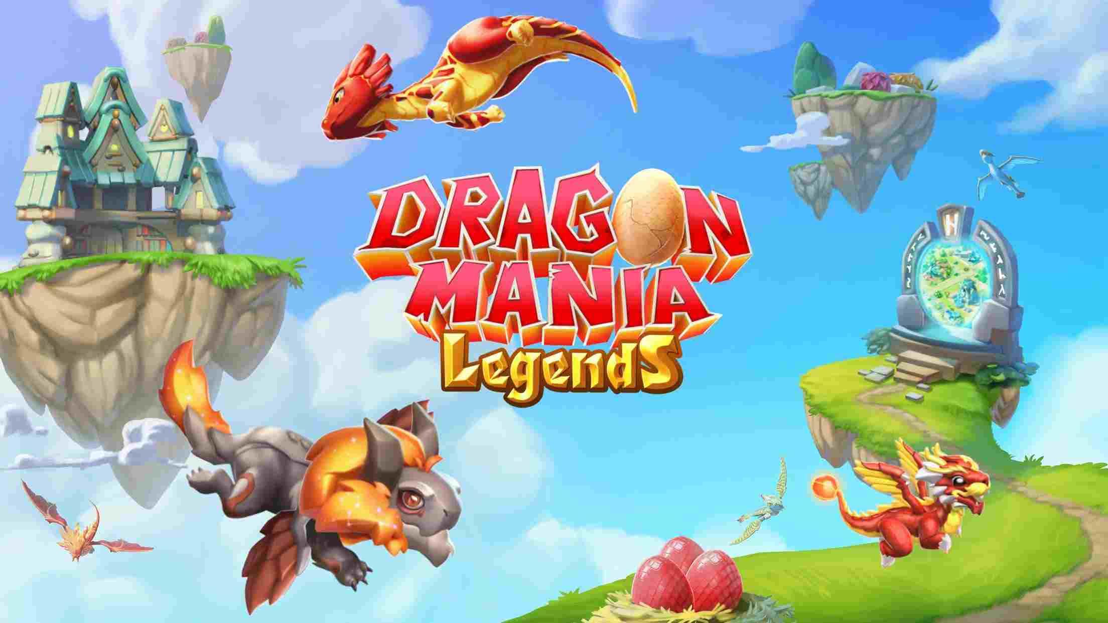 Dragon Mania Legends MOD icon