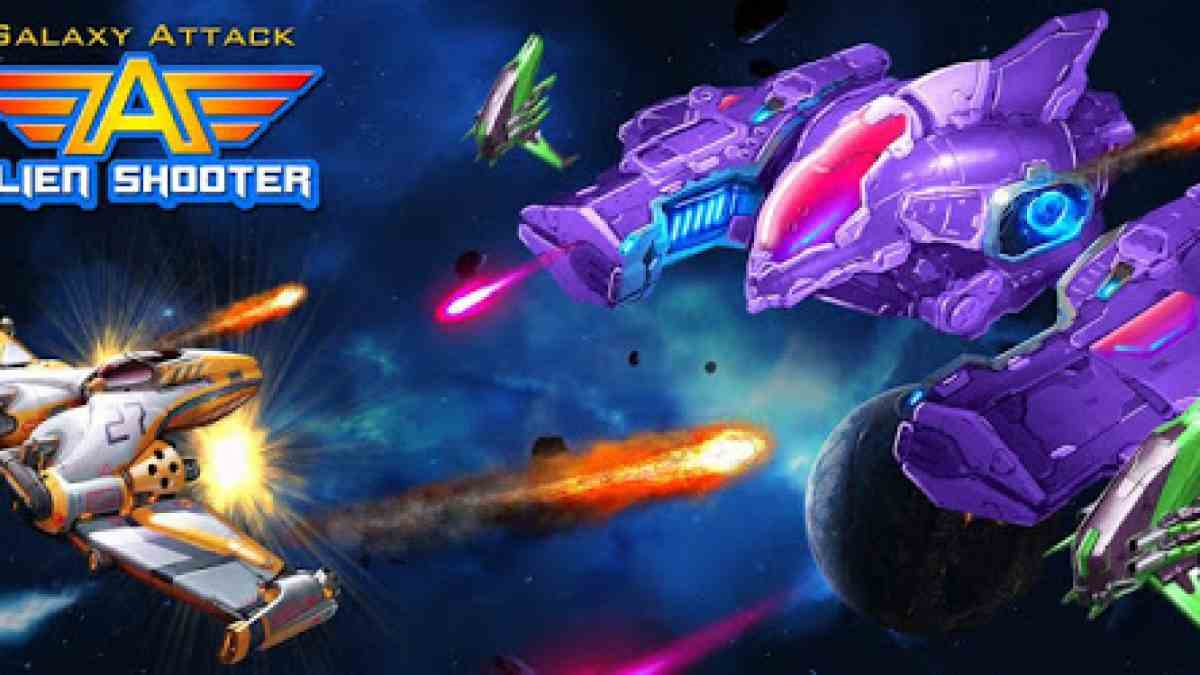 Galaxy Attack Alien Shooter Mod icon