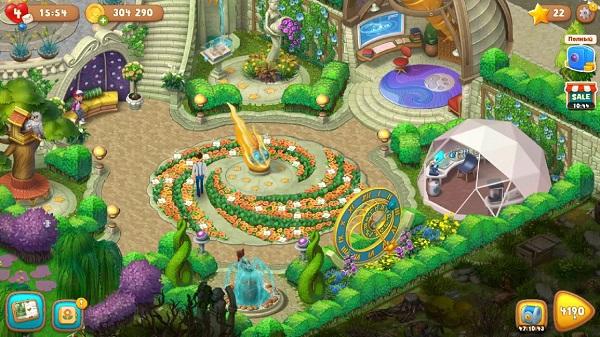 Gardenscapes Mod