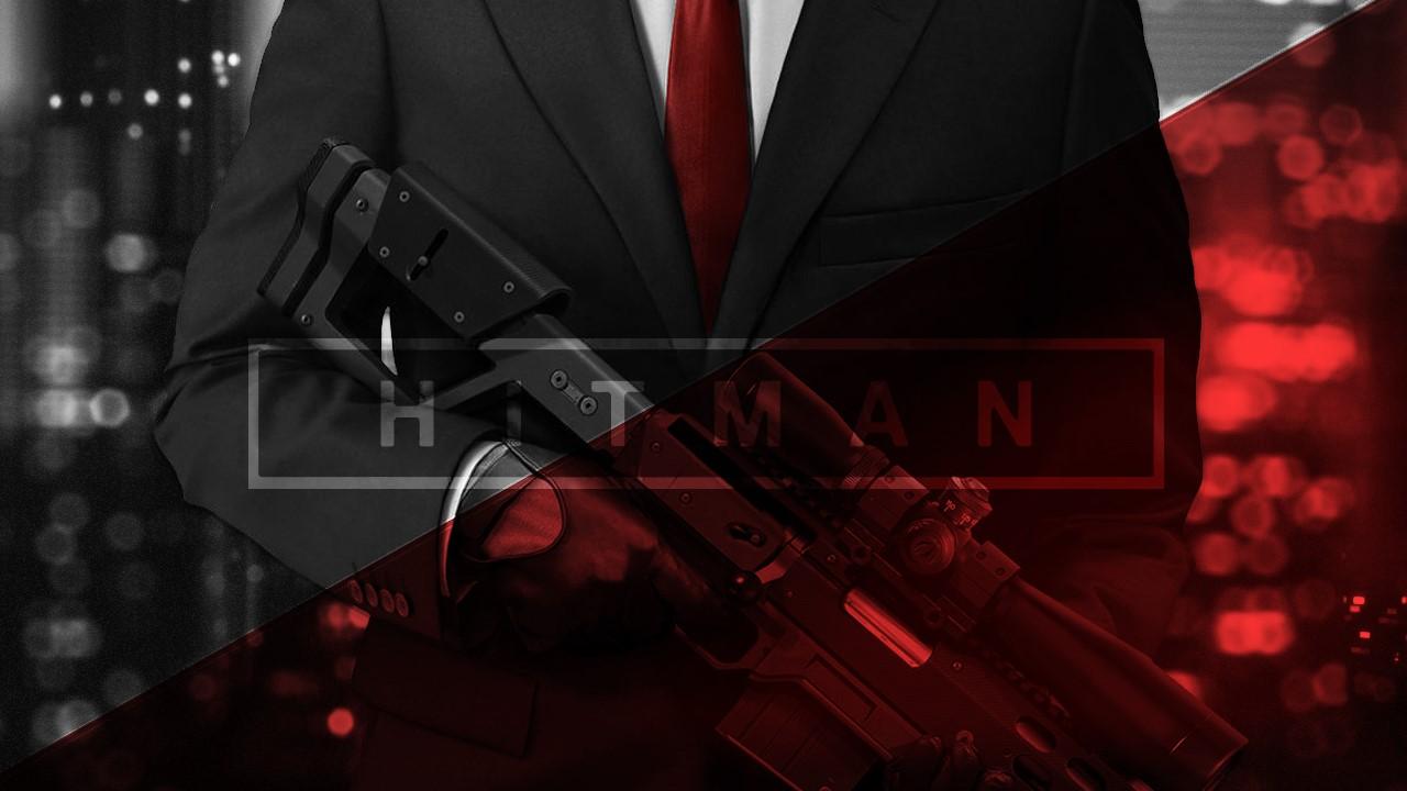 Hitman Sniper Mod