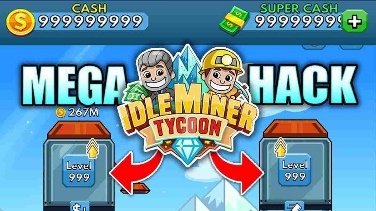 Idle Miner Tycoon Mod icon