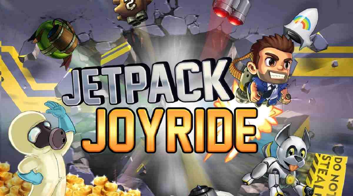 Jetpack Joyride mod icon