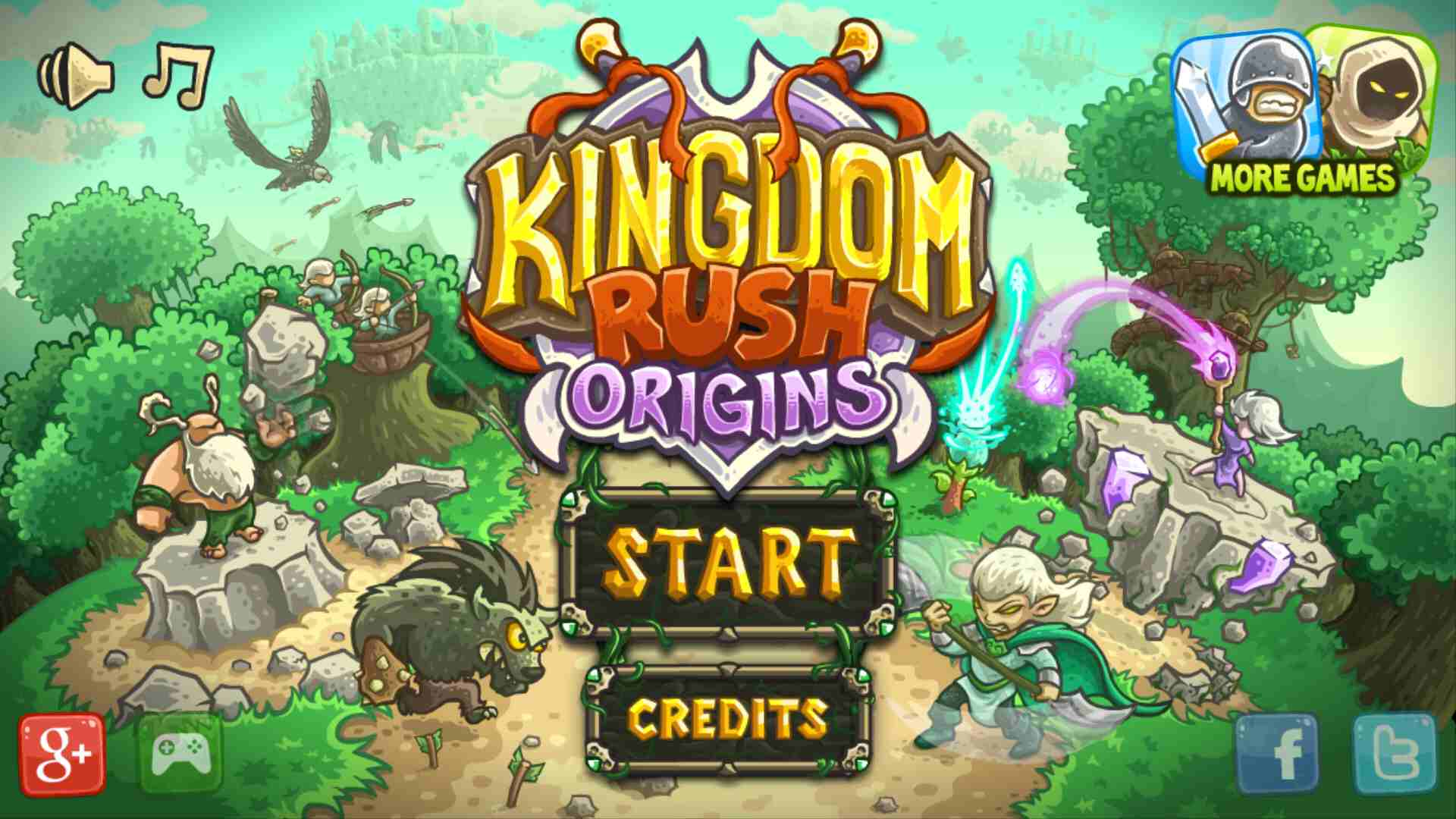 Kingdom Rush Mod icon