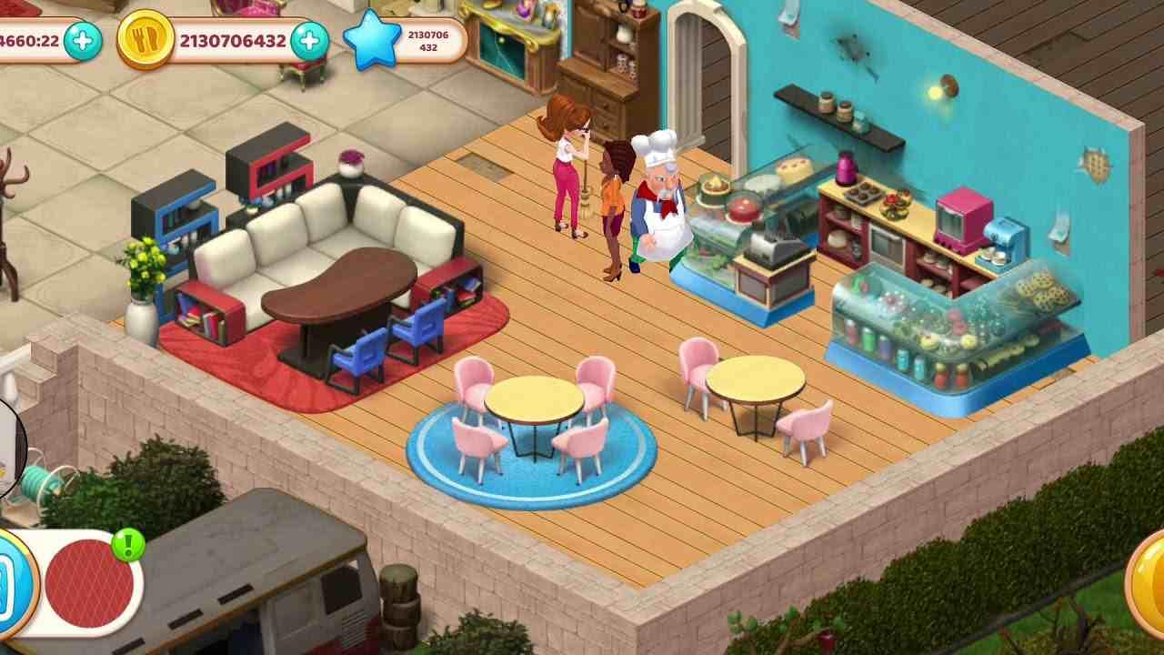 Manor Cafe MOD