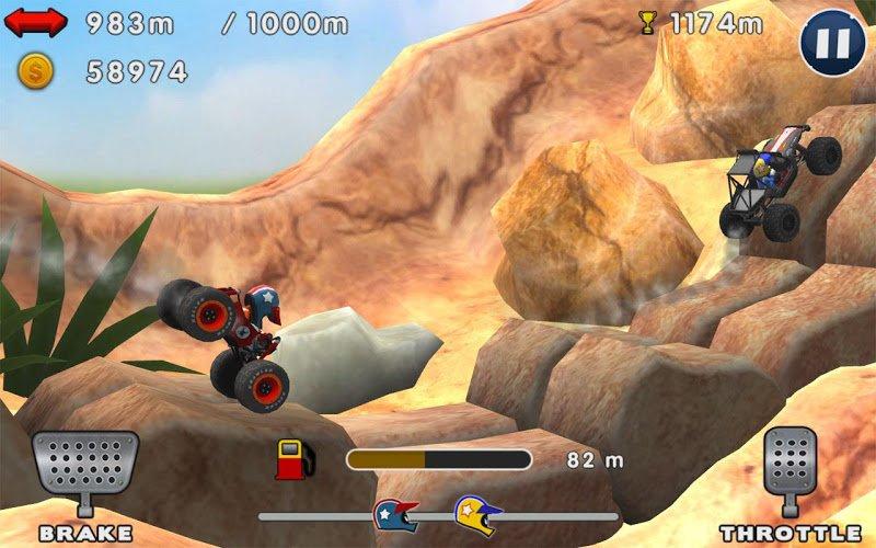Mini Racing Adventures Mod