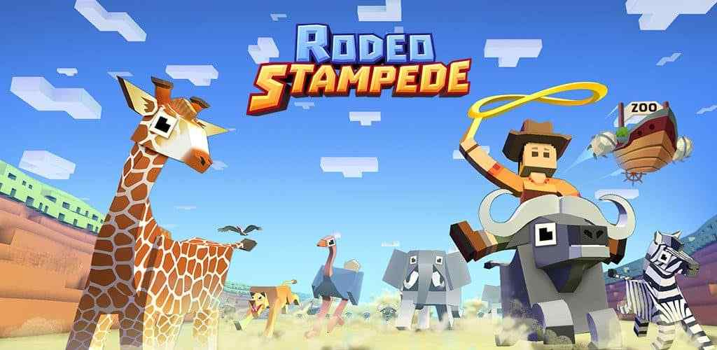 Rodeo Stampede Mod icon