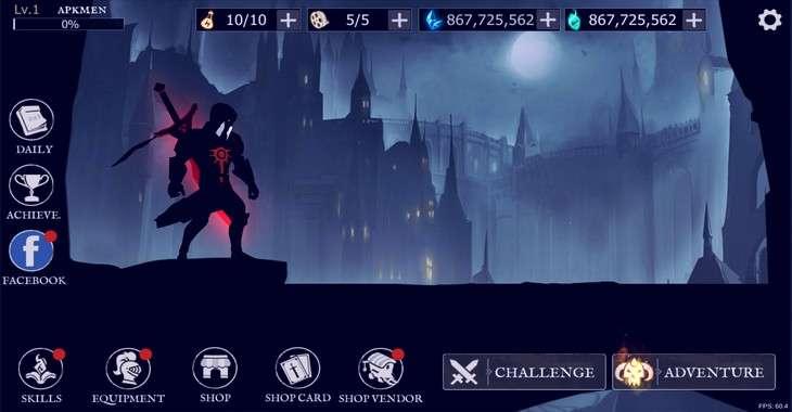 Shadow of Death Mod