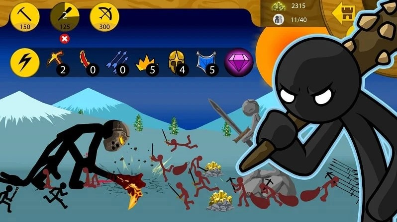 StickWar Legacy mod android