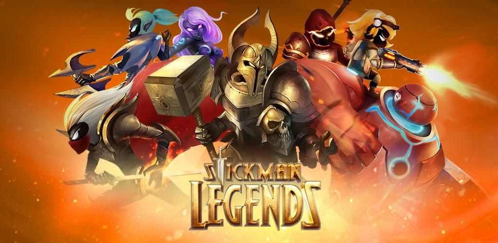 Stickman Legends mod icon