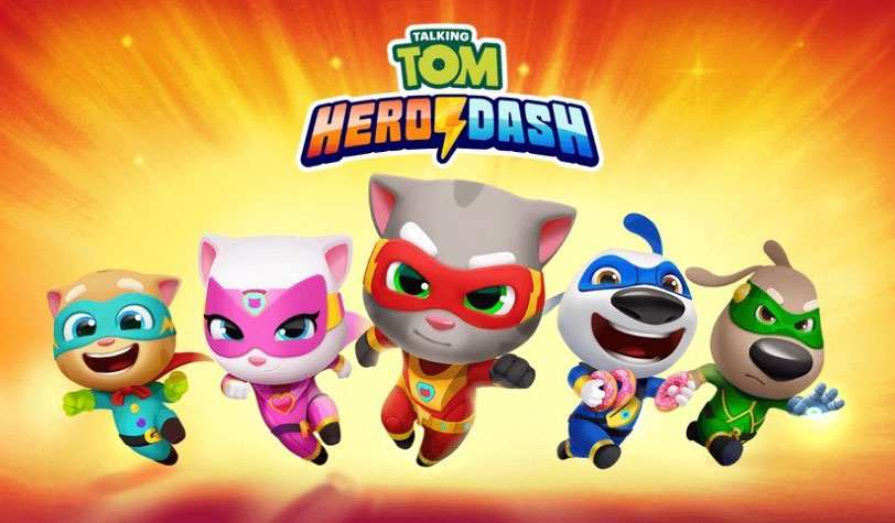 Talking Tom Hero Dash MOD icon