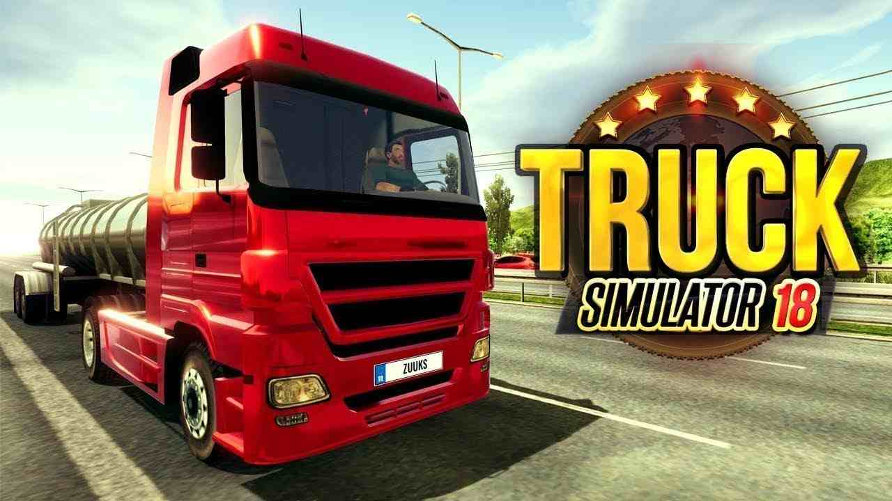 Truck Simulator 2018 Europe Mod icon