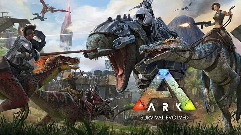 ARK Survival Evolved MOD