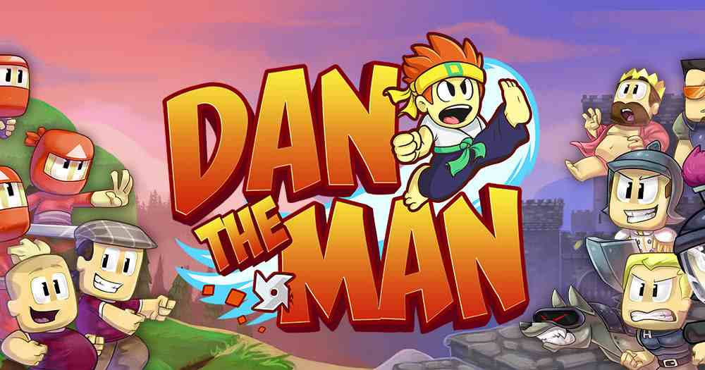 Dan The Man Mod Icon