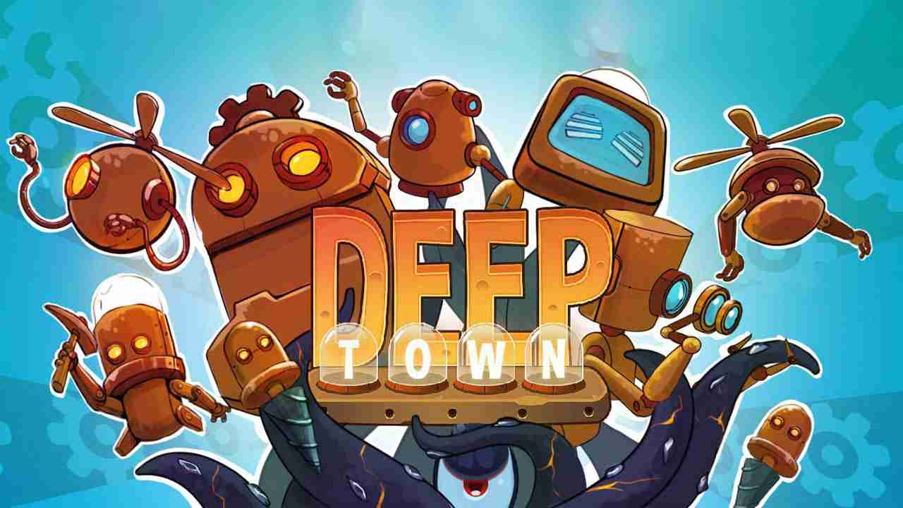 Deep Town Mod Icon