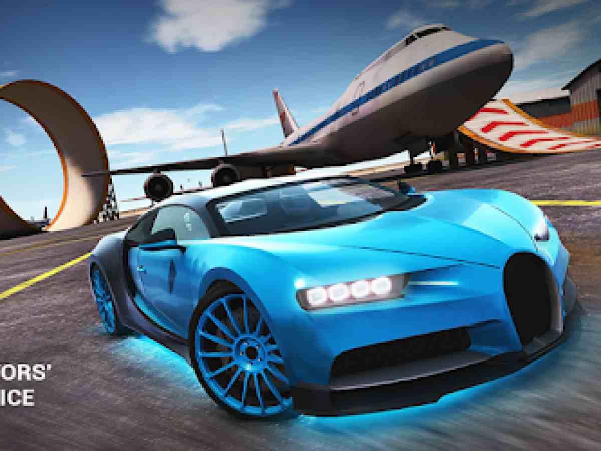 Extreme Car Driving Simulator Mod Icon