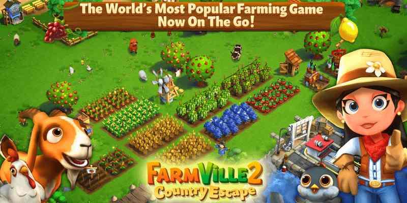 FarmVille 2 mod