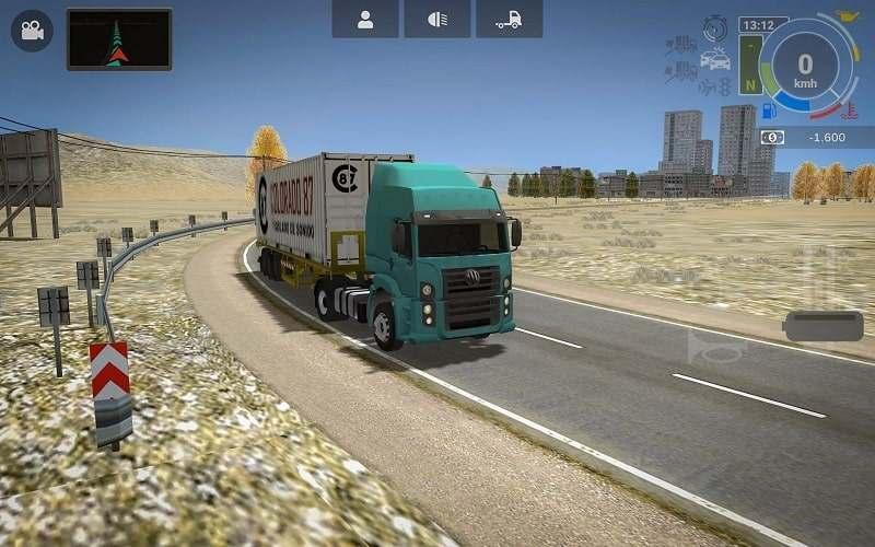 Grand Truck Simulator 2 Mod Icon