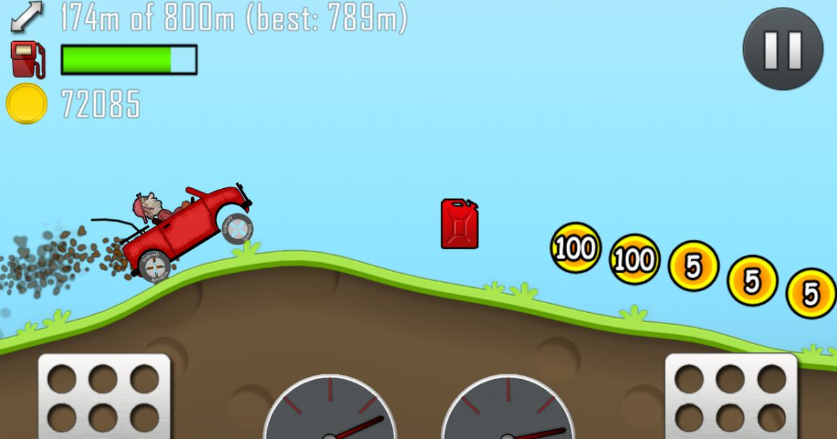 Hill Climb Racing Mod Icon