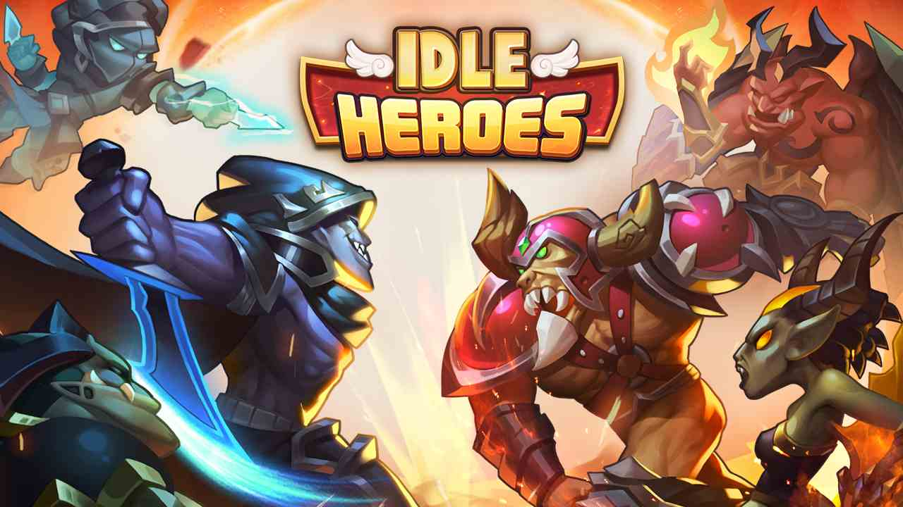 Idle Heroes Mod icon