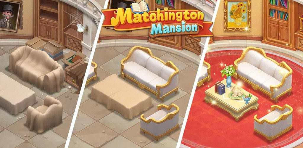 Matchington Mansion Mod