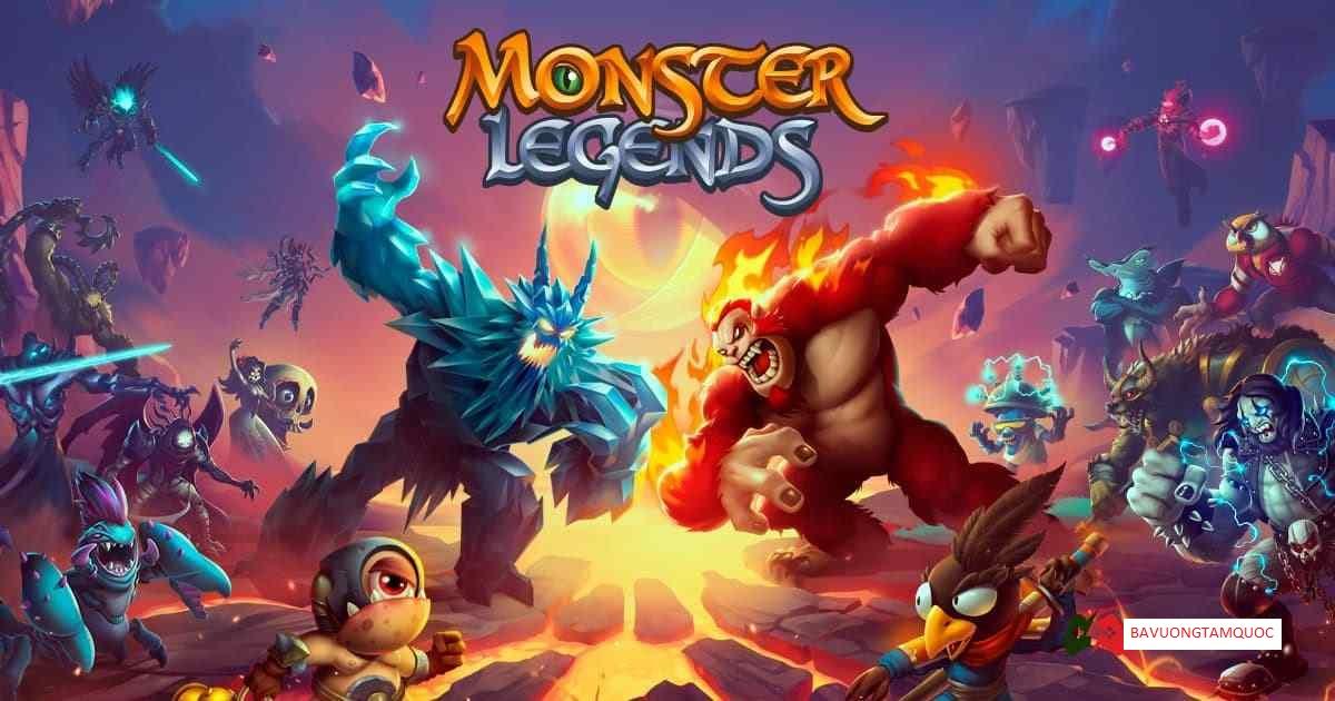 Monster Legends Mod iconn