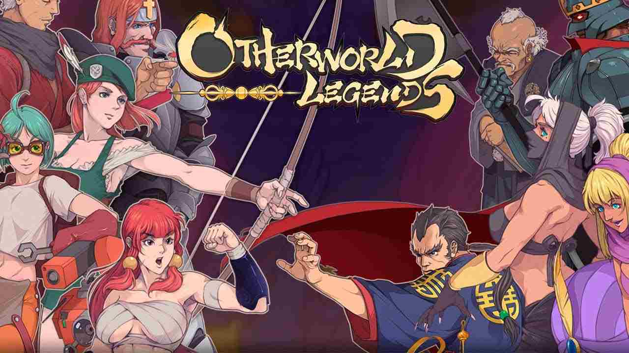 Otherworld Legends Mod Icon