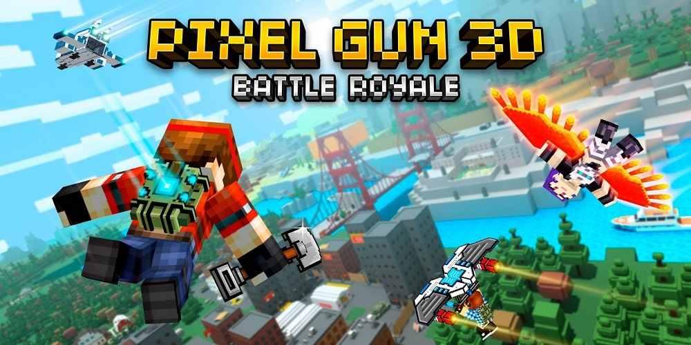 Pixel Gun 3D Mod Icon