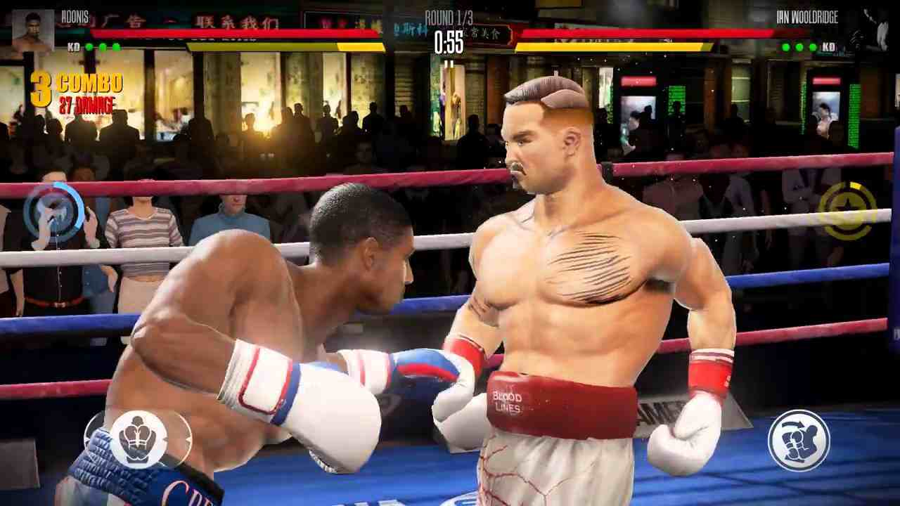 Real Boxing 2 Mod Icon