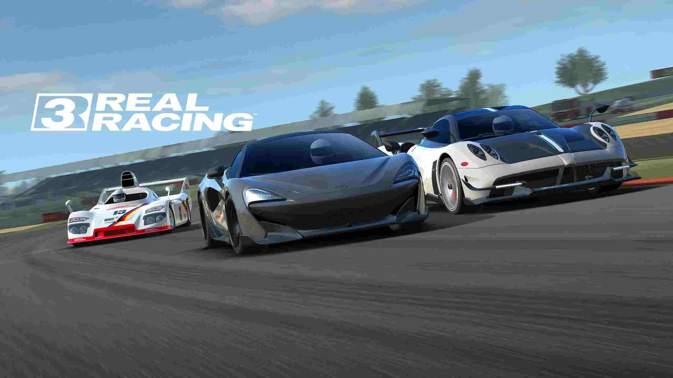 Real Racing 3 Mod Icon