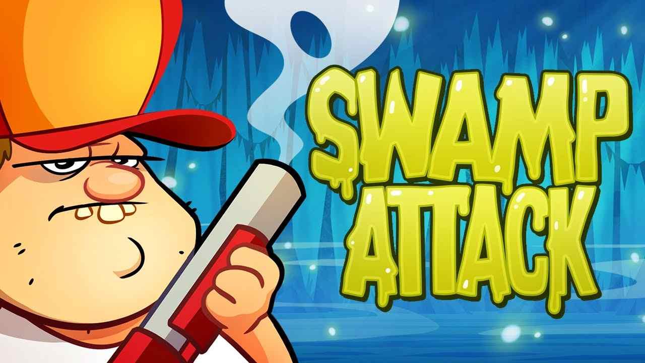 Swamp Attack Mod icon