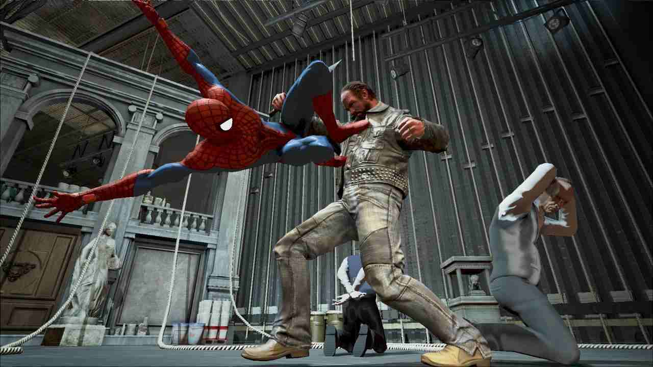The Amazing Spider Man 2 Mod