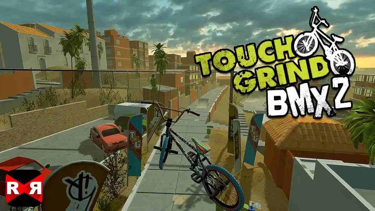 Touchgrind BMX 2 mod icon