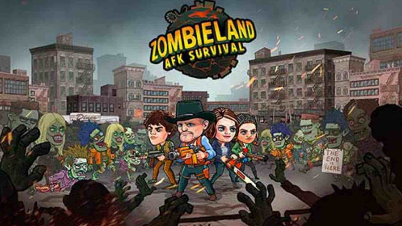 Zombieland AFK Survival Mod Icon