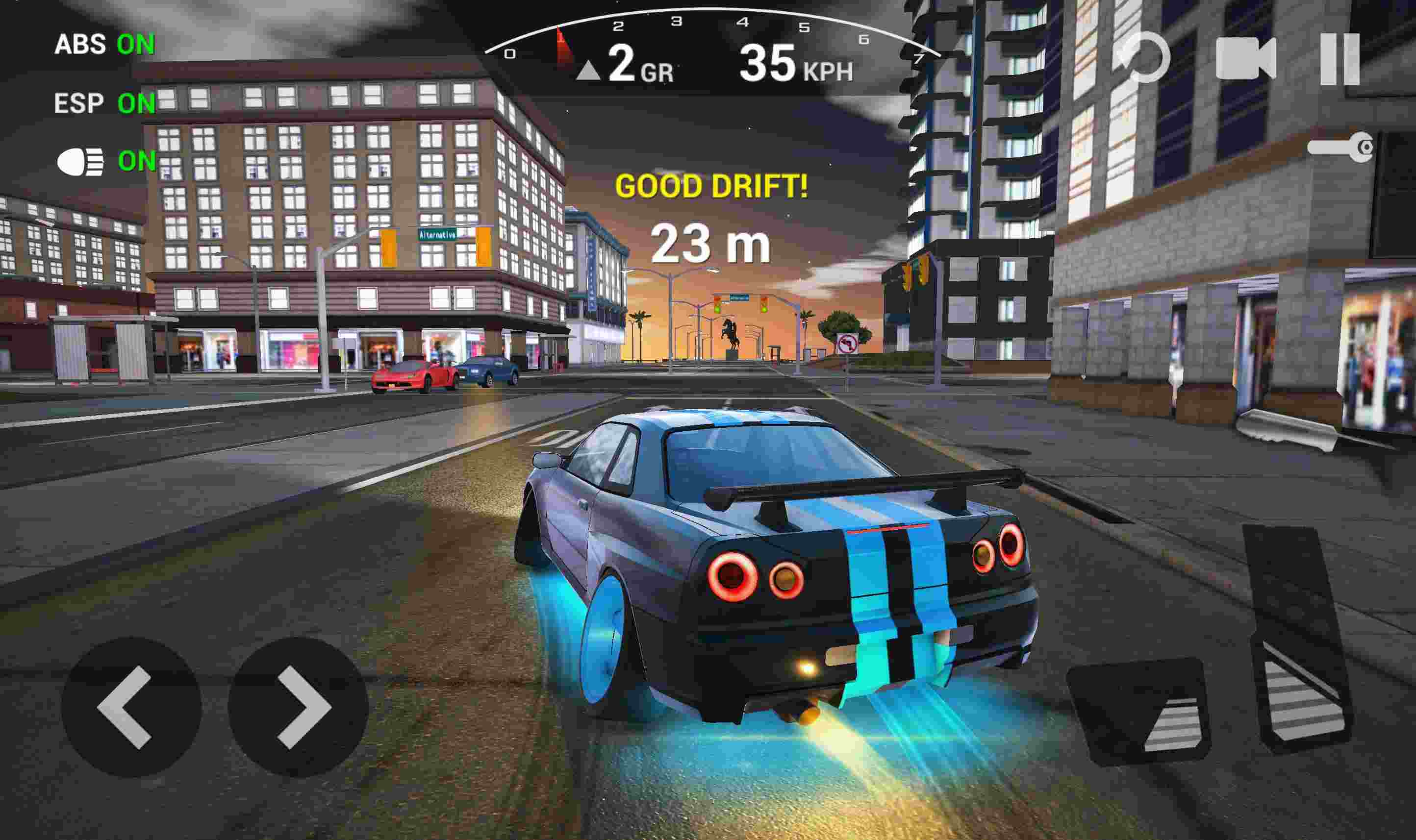 game Extreme Car Driving Simulator mod