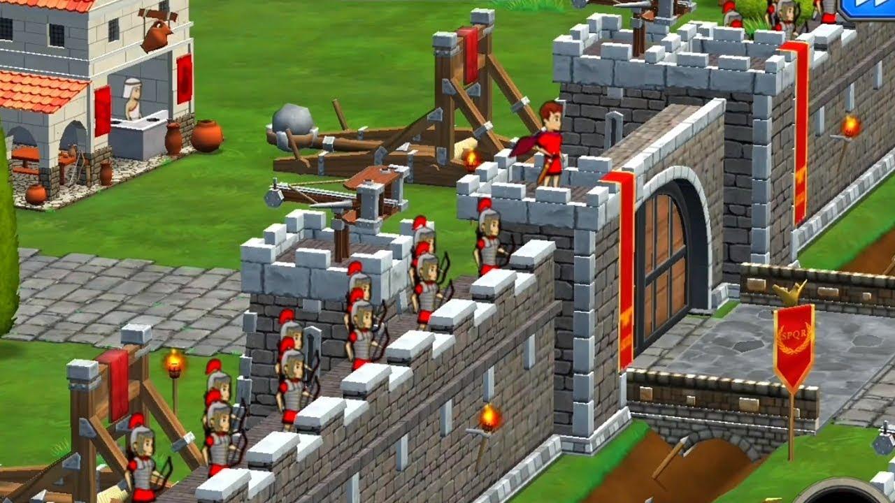 game Grow Empire Rome mod full