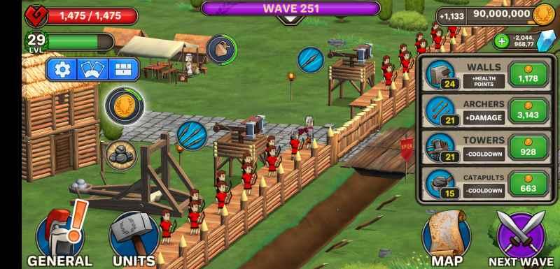 game Grow Empire Rome mod
