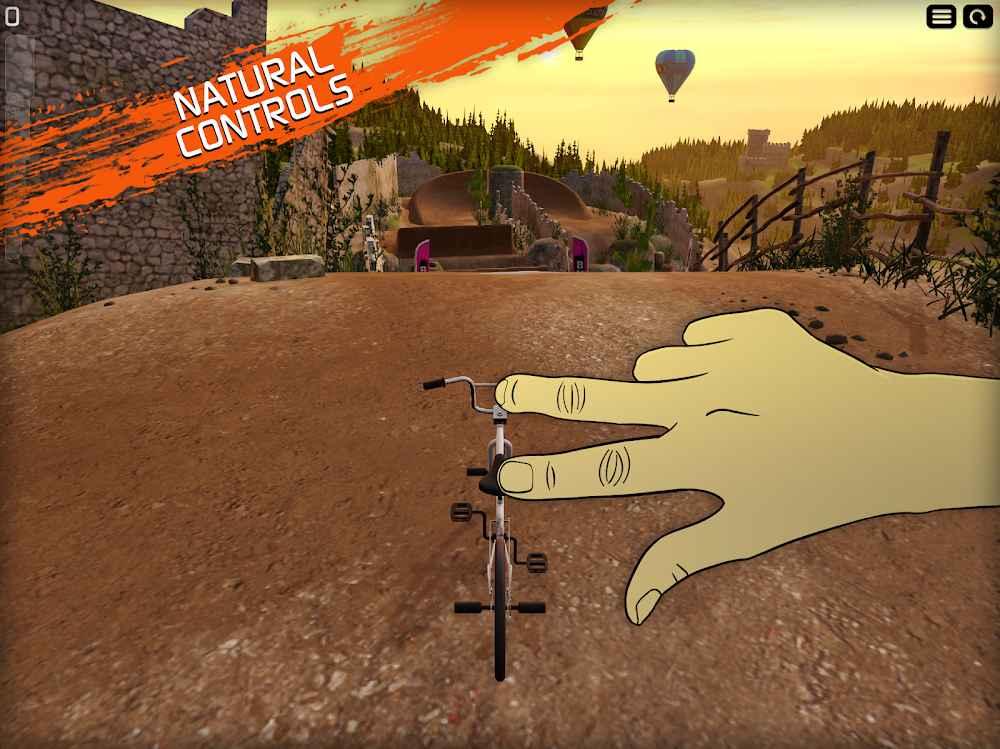 game Touchgrind BMX 2 mod