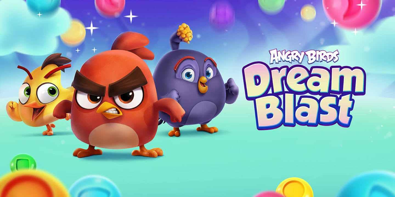 Angry Birds Dream Blast Mod Icon