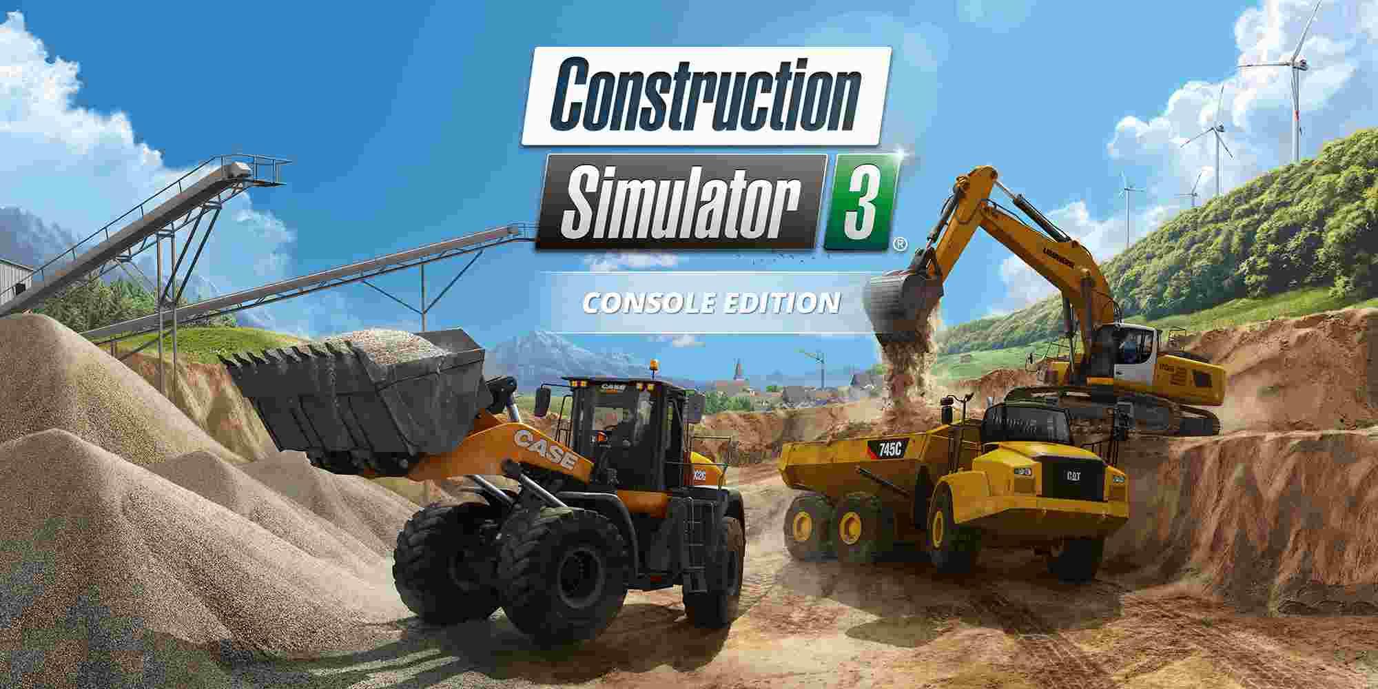 Construction Simulator 3 Mod Icon