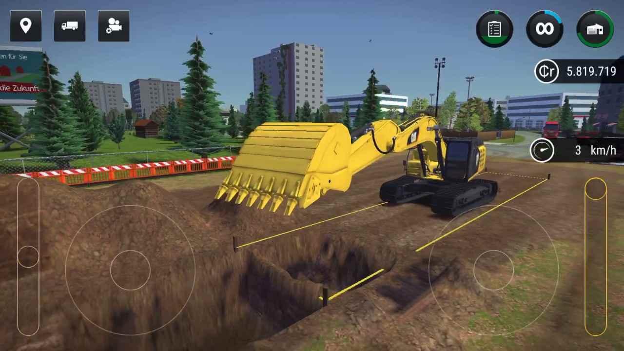 Construction Simulator 3 Mod