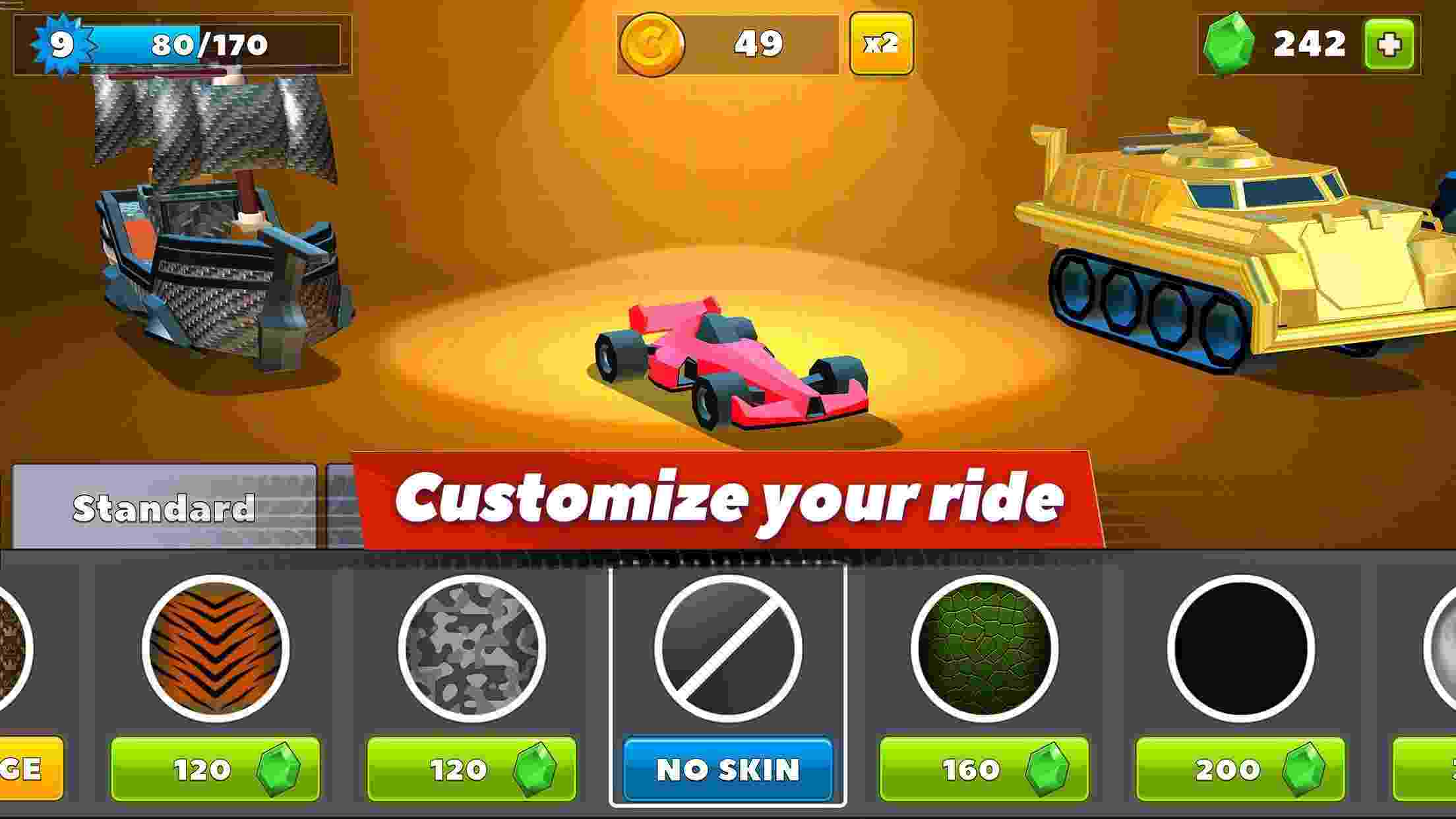 Crash of Cars Mod