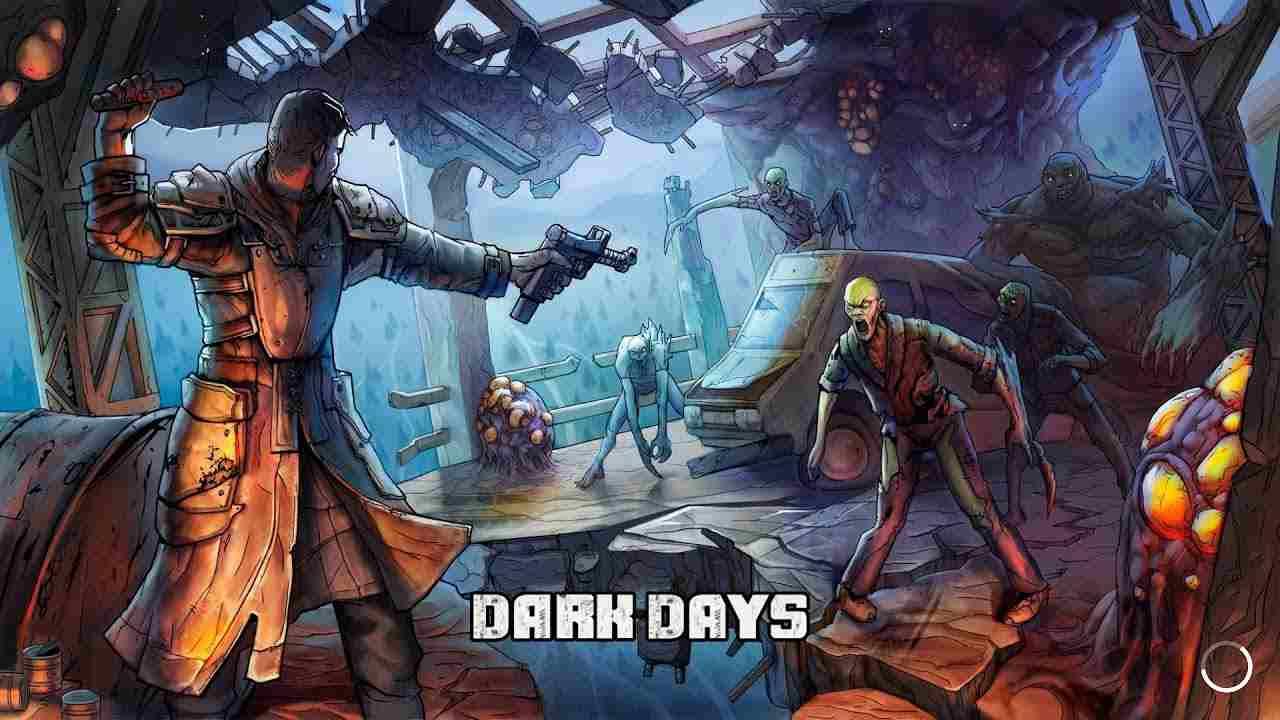 Dark Days Zombie Survival Mod Icon