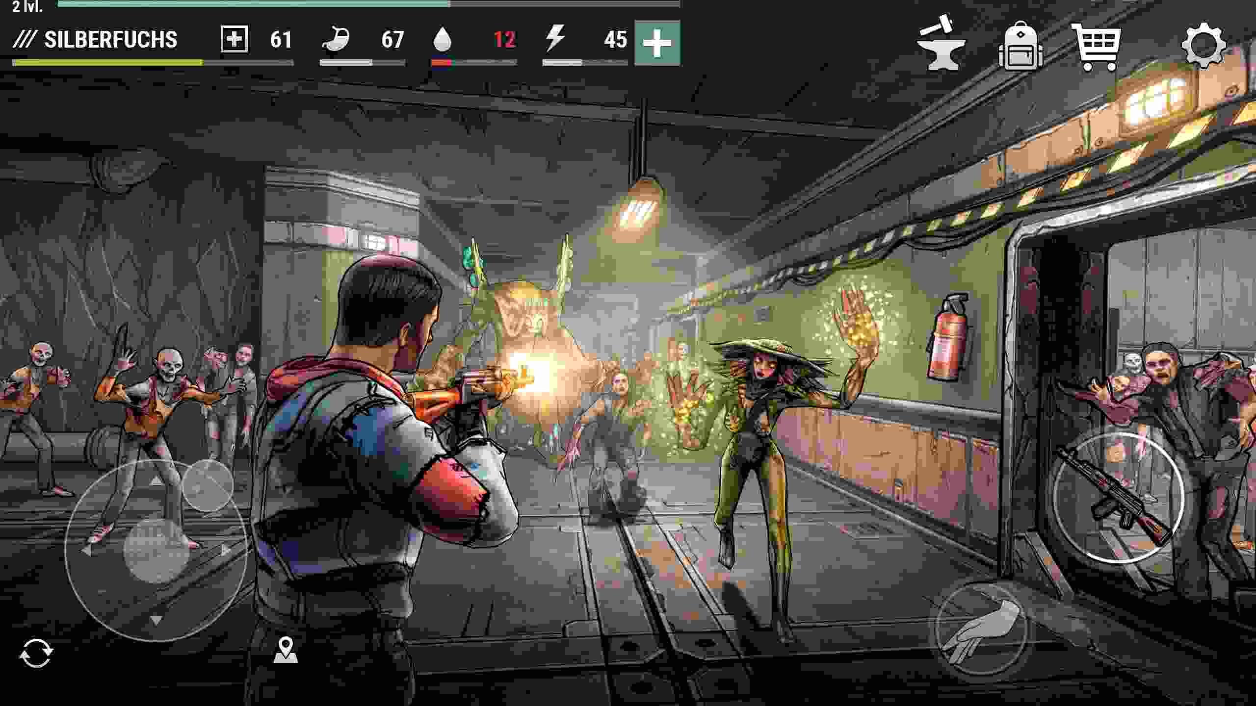 Dark Days Zombie Survival Mod