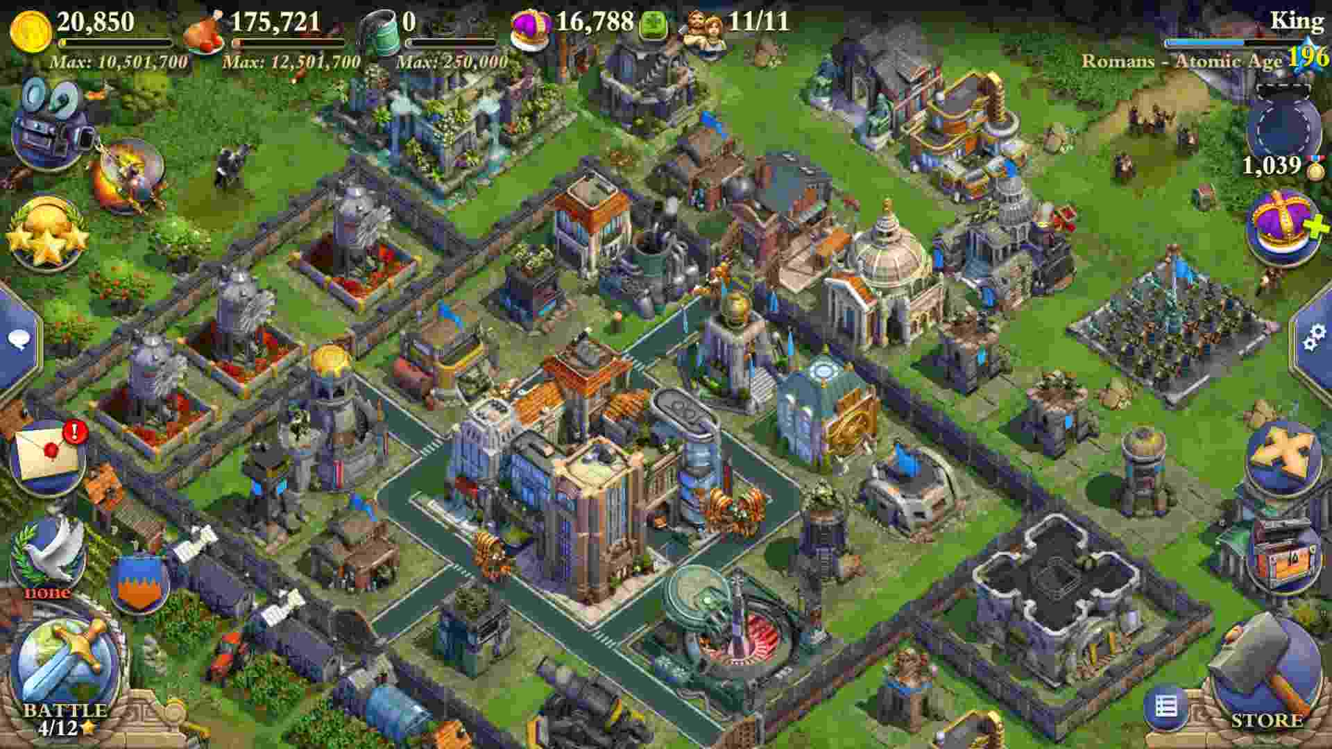 Game DomiNations Mod
