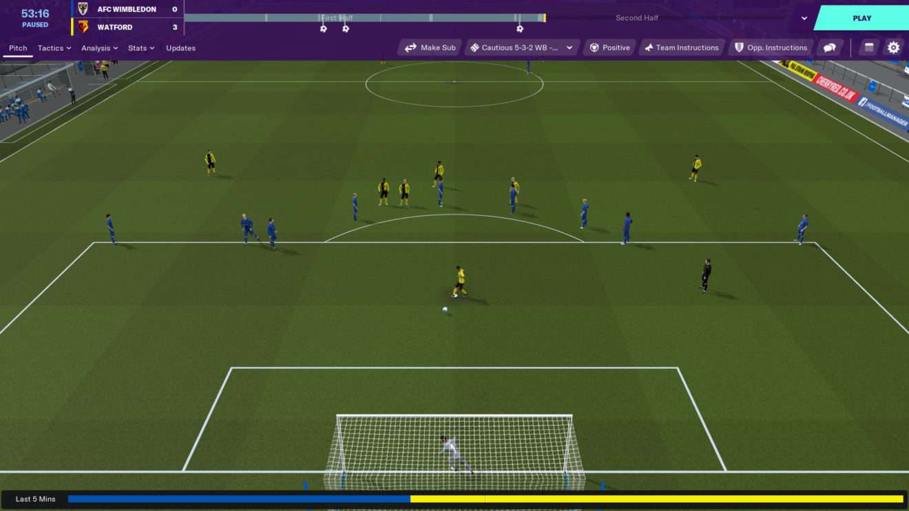 Game Football Manager 2021 Mobile Mod